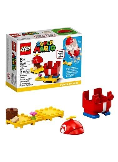 Lego Super Mario Propeller Mario Power Up Pack 71371 Renkli
